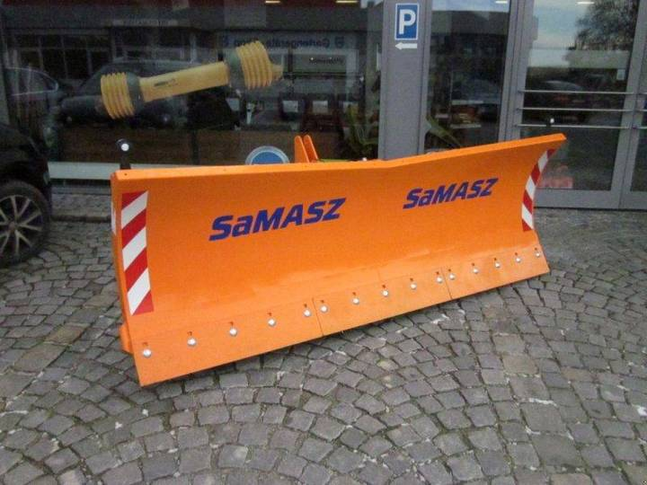 Samasz RAM 270 - sofort verfügbar! - 2017