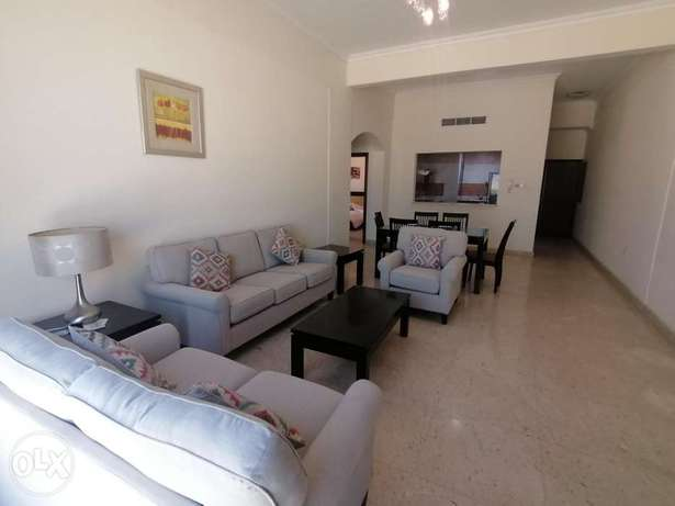 Spacious 2 BR FF Apartment in Juffair For Rent