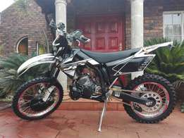 Awesome 2010 GasGas 200 for sale.