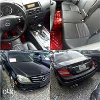 Reg. 2009 Mercedes benz C300