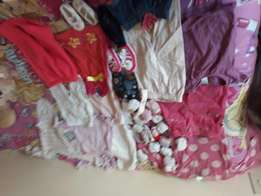 Girls 6-12 months old clothes
