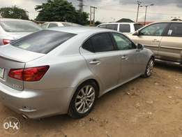 LEXUS IS250(thumb start) in perfect condition