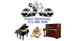 Nortan Carriers piano movers