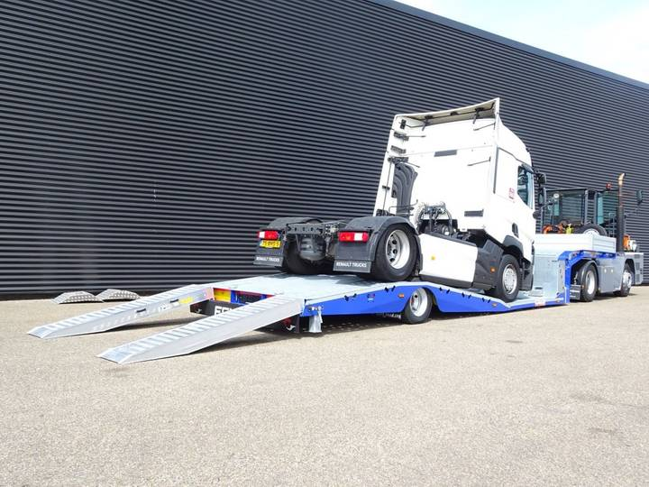 FGM TRUCK TRANSPORTER / WINCH / RAMPS / NEW! - 2019 - image 5