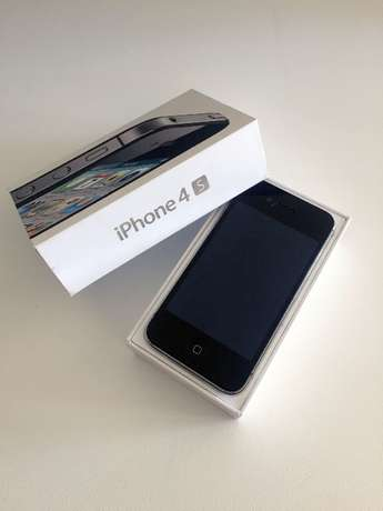 iPhone 4s - Black 16G in good condition Durbanville - image 1