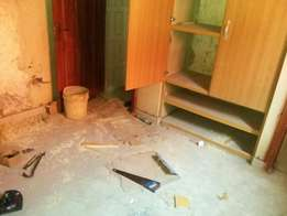 Newly finished luxurious Roomself contain to let at onike yaba