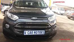 Ford Ecosports 1.0 Titanum Ecoboost Turbo Charge 2016