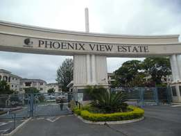 2 bed 2 bath Phoenix View Estate Noordwyk Upstairs Balcony