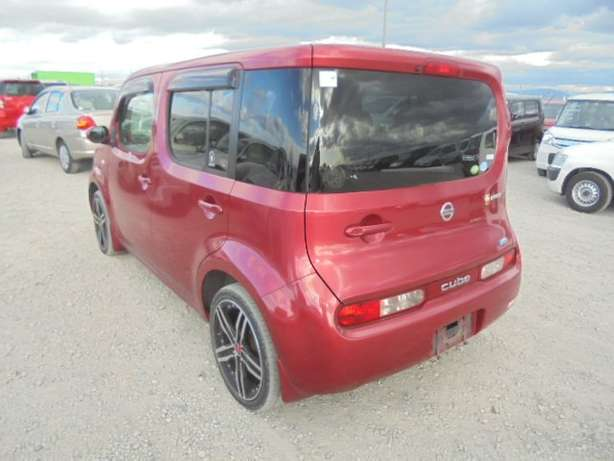 NISSAN / CUBE CHASSIS # Z12-0808 year 2010 Hurlingham - image 2