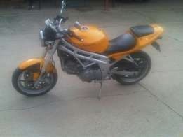 Motorcycle for Sale or Swop