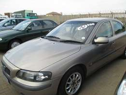 Volvo S60 2.4 A/T - 2001