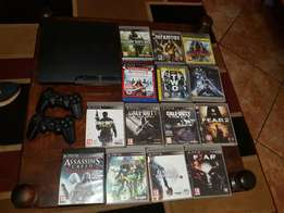 Ps3 320 gig as new