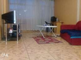 Big space available for people who want to share and big room