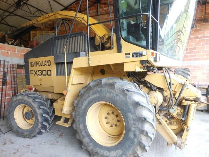 New Holland fx 300 4x4 - 1996