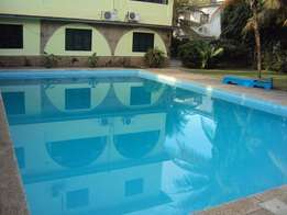 Luxurious 2 bedroom fully furnished apartment with Air conditioners