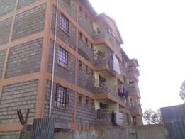 2 bedroom apartments for rent in LowerKabete at 15k pm(Master ensuite)