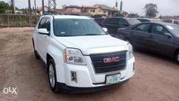 2010 GMC Terrain View Month Used