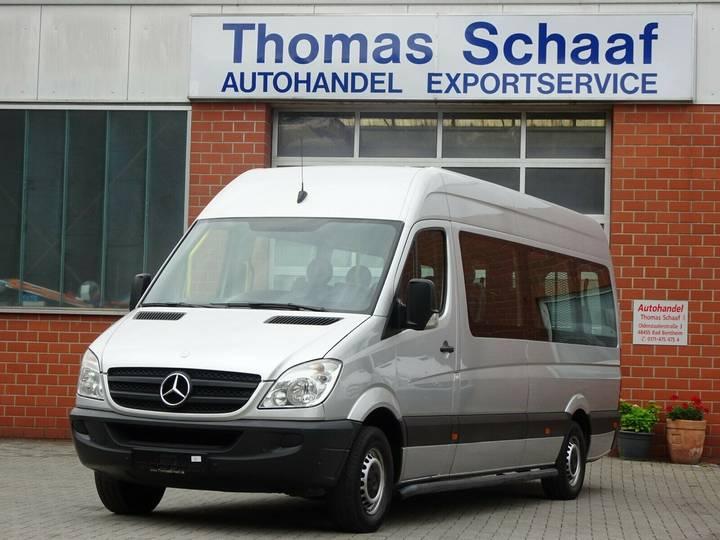 Mercedes-Benz Sprinter 311 Cdi Maxi Flex-i-Trans 9 Sitze Klima - 2011