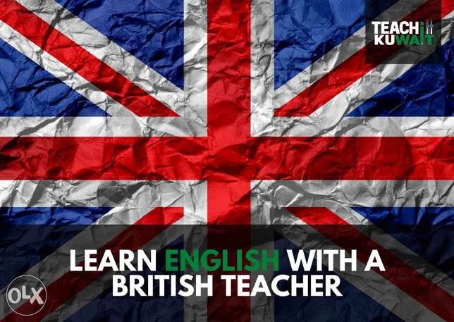English Lessons with a British Teacher