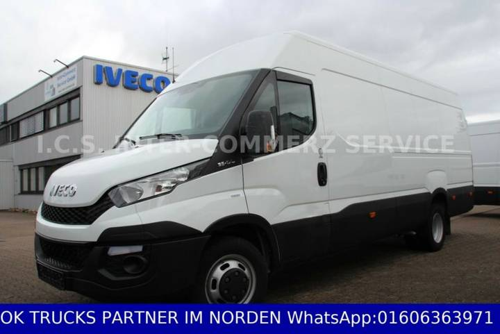 Iveco Daily 35C17V MAXI Klima AHK TOP RATE 320,-€ - 2016