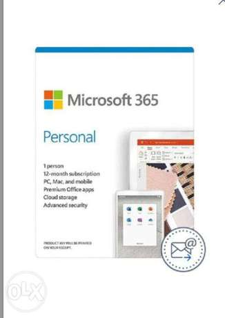 Microsoft 365 Personal 12 months