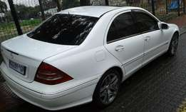 2005 Mercedes Benz C 320 for sale.