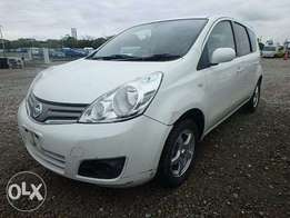 Nissan note fully loaded