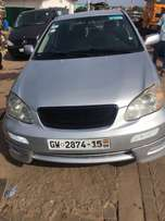 Toyota Corolla S ForSale