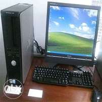 Dell Desktop package complete Set