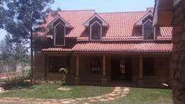 4 bedrooms to let Muthaiga north