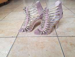 Elegant & Chic Style High Heels Shoes(1500/=)