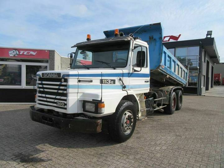 Scania 113 360 - 1988