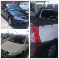 Nissan Np200 bakkies 2013 white and black from R80000