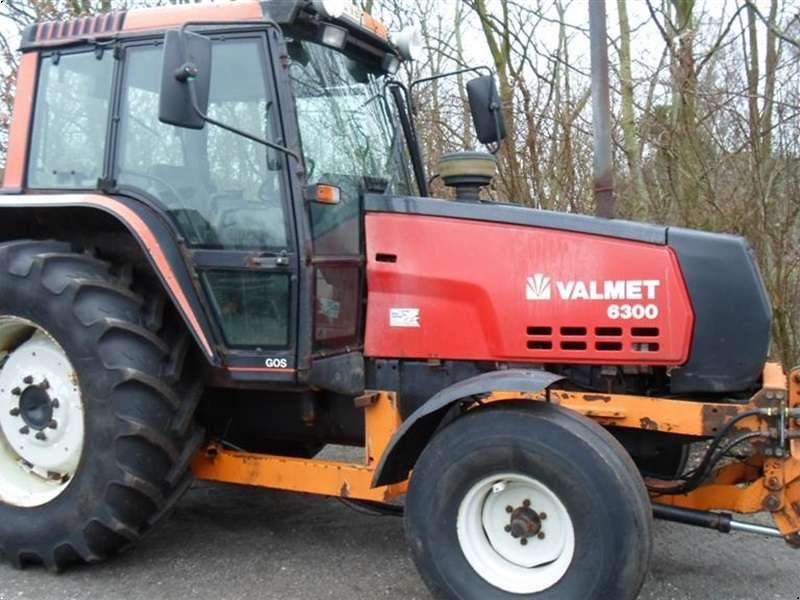 Valmet 6300 - 1992