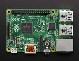 Raspberry Pi 2B comes with SD card, case & power supply. Price is Neg