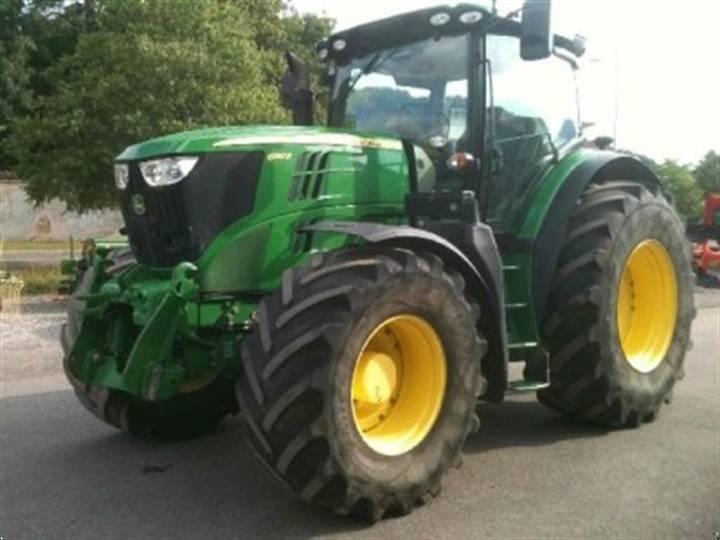 John Deere 6190 R - 2012
