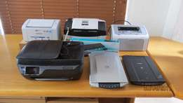 Canon Scanners x 2