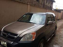 9ja used 2005 model Honda CR-V