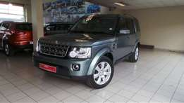 2015 Land Rover Discovery 4 3.0 D V6 SE