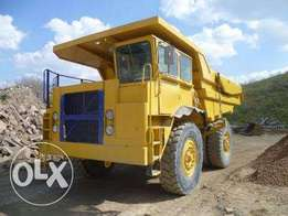 Volvo BM 540 62 4 X 2 1987 Ton Tipper ( Ameede REF A064 )
