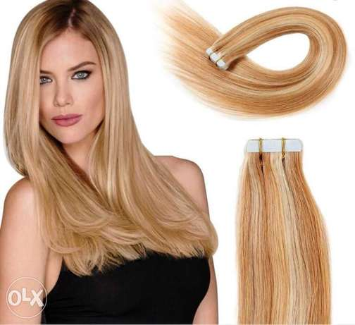 quickies double tape hair extension