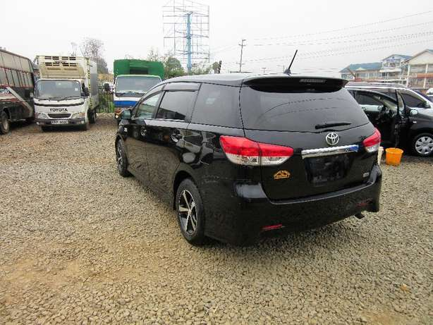 toyota wish throuh asset finance Ridgeways - image 2