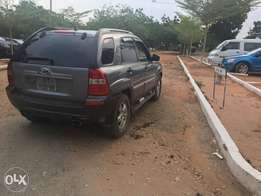 Good condition Kia Sportage with great engine