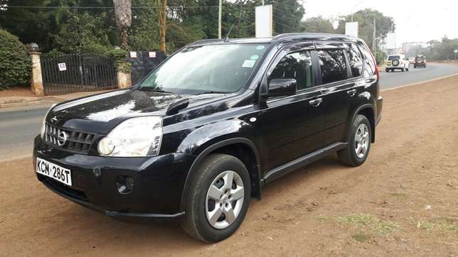 Nissan Xtrail fully loaded!! Functional reverse camera Kilimani - image 1