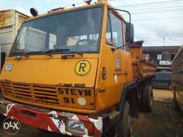 Steyr Tipper in good condition N3m