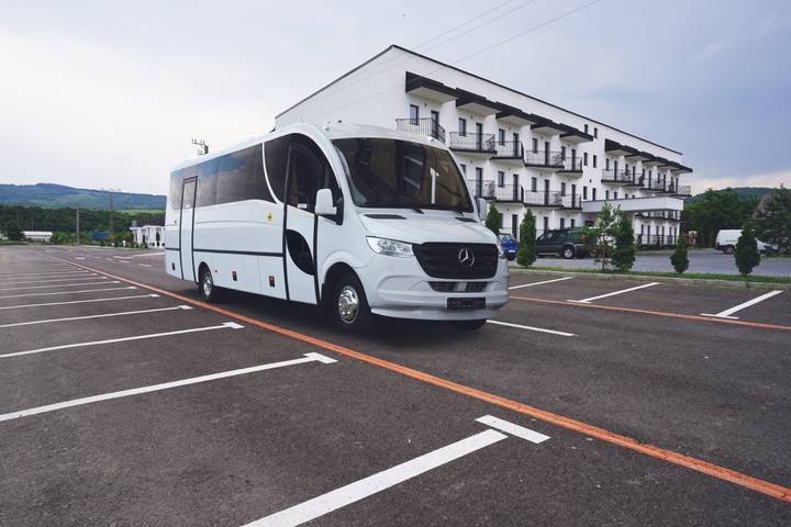 Mercedes-Benz Sprinter 29+1+1 seats with C.O.C - 2019