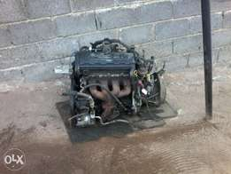 opel 200i complete engine And gearbox 4 sale