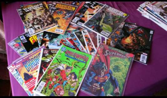 Comic book collection Wingate Park - image 2