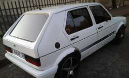 1996 Volkswagen Golf 1.6 for sale.