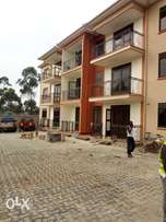 Still new two bedroom apartment available for rent in namugongo